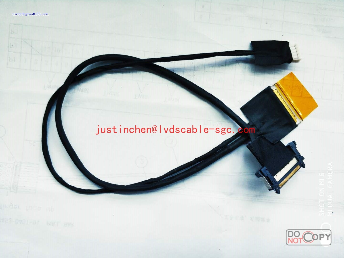 lvds cable & LCD cable